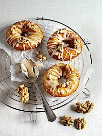 Maple-Walnut-Donut